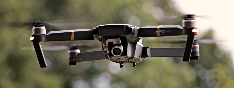 drone mavic dji